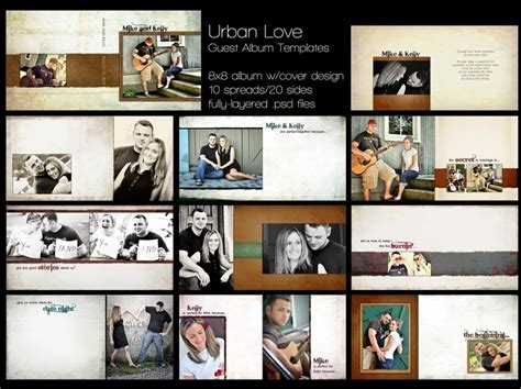 photo album layout photoshop 17 best images about albums on pinterest sectional