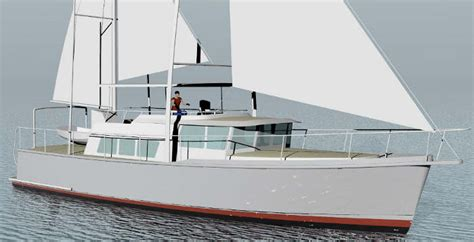 most fuel efficient boat hull design lightweight motoryachts arielle marin marco polo