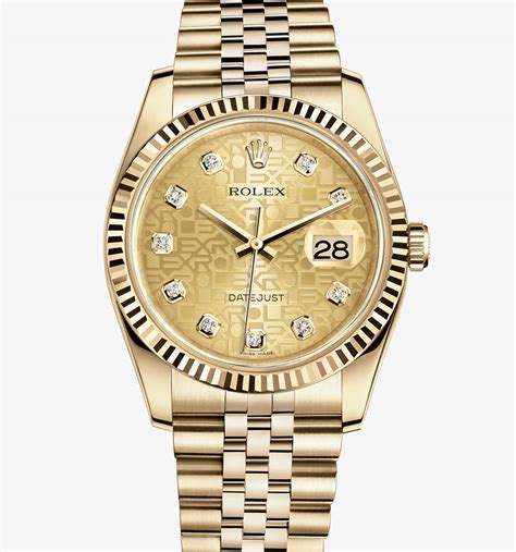 gold rolex tyrant gold mens luxury rolex