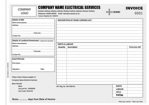 well job sheet template for electrician as title really im
