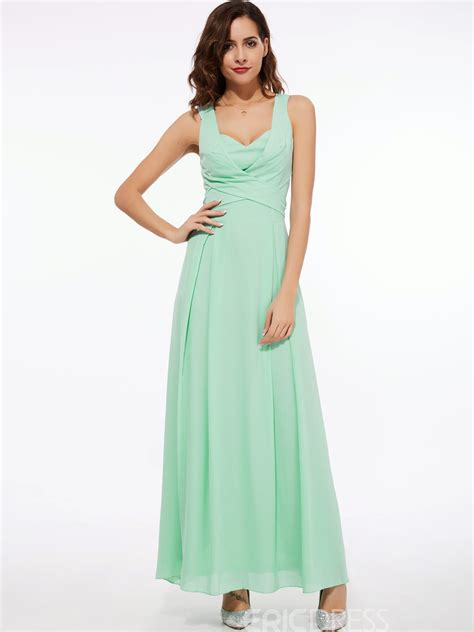 solid color maxi dresses ericdress chic solid color maxi dress 12150631 ericdress