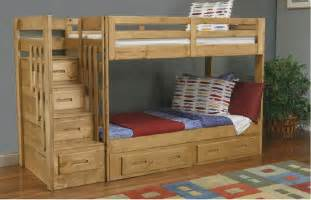 Bunk Bed Plans With Stairs Bunk Bed With Stairs Plans Bed Plans Diy Blueprints