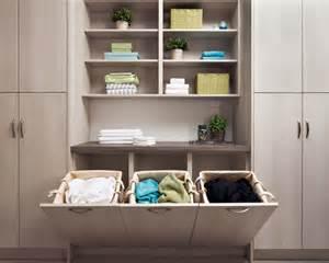 Built in laundry hamper design ideas amp remodel pictures houzz