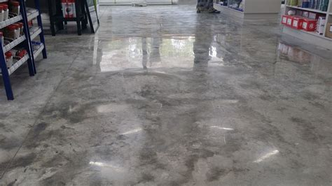 burnishing a concrete floor meze blog