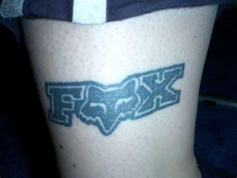 fox racing tattoo designs fox racing designs for