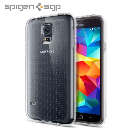 Sgp Ultra Fit For Samsung Galaxy S5 Oem Black 1 spigen ultra fit capsule for samsung galaxy s5 clear reviews