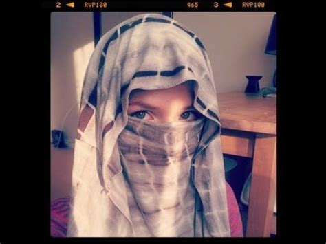 niqab tutorial 2014 two easy niqab tutorials using jercey loop scarf hijab