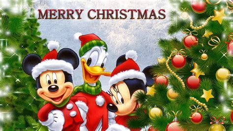 disney christmas wallpaper festivals