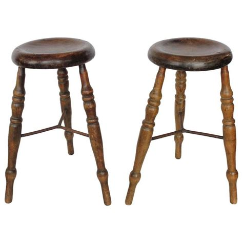 Antique Stools For Sale by Antique Wood Stools For Sale At 1stdibs