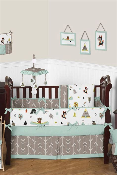 Outdoor Themed Crib Bedding 25 Best Ideas About Nursery Bedding On Baby Boy Bedding Woodland Nursery Bedding