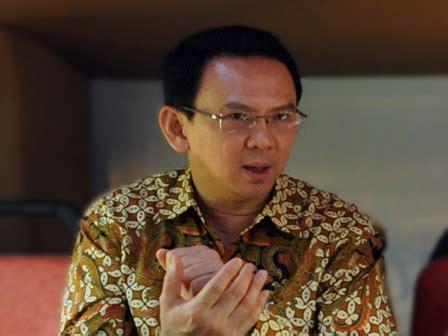 ahok ump ahok tak akan revisi ump beritajakarta com