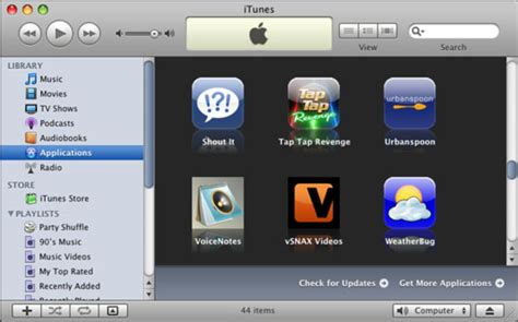 itunes free section how to download iphone apps on your computer