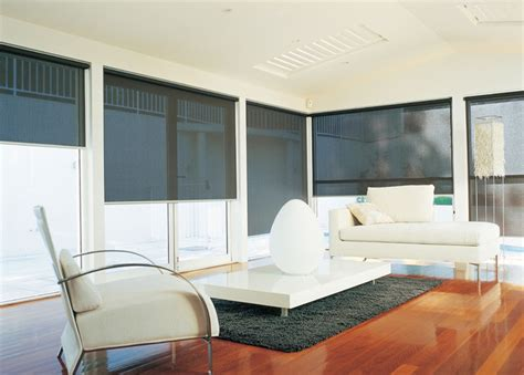 Kitchen Remodeling And Design solar screen shade modern sun room black amp white