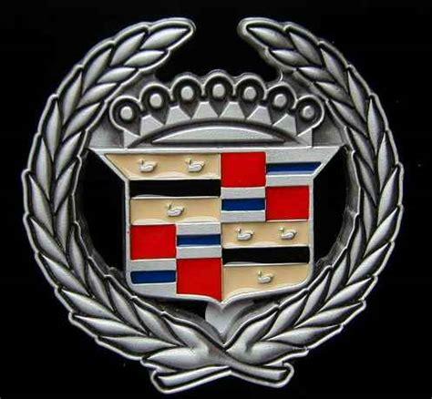 Cadillac Symbols Cadillac Logo 2013 Geneva Motor Show