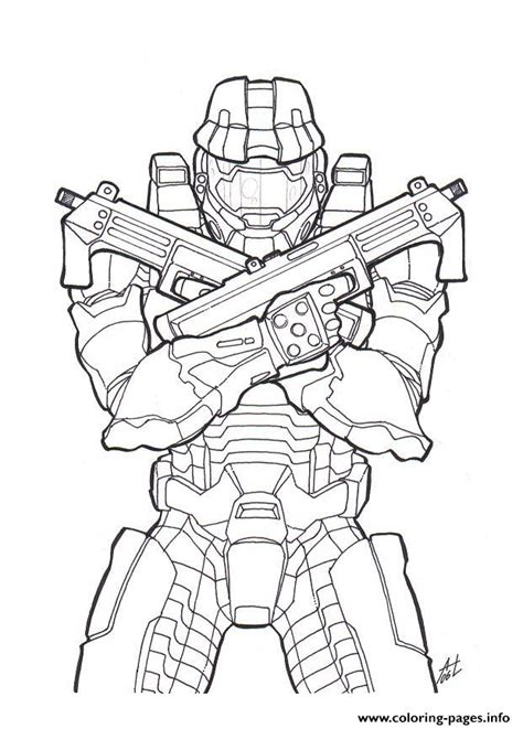 printable halo images halo color coloring pages printable
