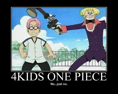 One Piece Meme - image 496171 4kids entertainment know your meme