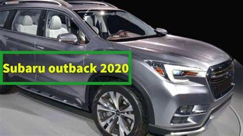 subaru outback 2020 rumors 84 best subaru outback 2020 rumors style review car 2020