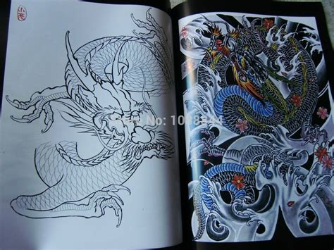 Phoenix Tattoo Book | wholesale wholesale dragon phoenix tattoo flash collection