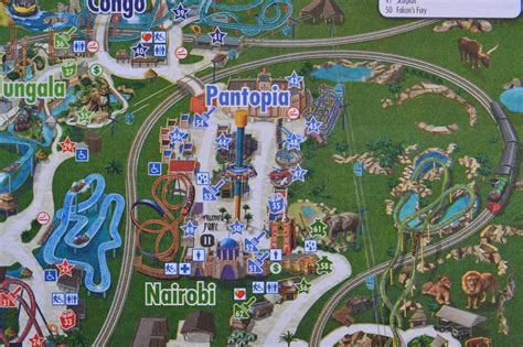 photo update tour the new pantopia area at busch gardens