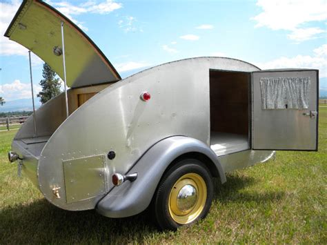retro teardrop cer for sale teardrop fix it shop teardrop trailer photo gallery
