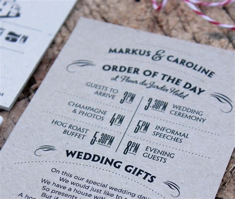 wedding invitation order matt herivel wedding invitations
