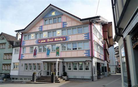Feuerstellen Appenzell by Caf 233 Restaurant Drei K 246 Nige Appenzellerland Tourismus