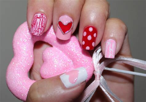 nail for valentines valentines nail designs valentine s day nail