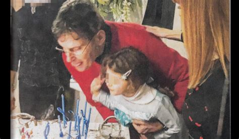 carlotta mantovan anni fabrizio frizzi per i 60 anni la festa di compleanno in