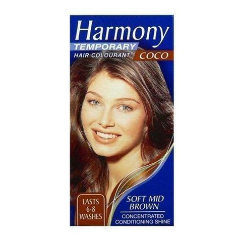 wash in hair color wash out hair colour ebay
