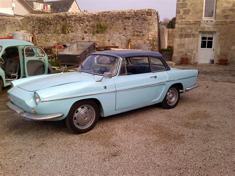 1964 renault caravelle 100 1964 renault caravelle cars the bridgetown blog