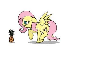 Pineaple Gamis Pony my pony