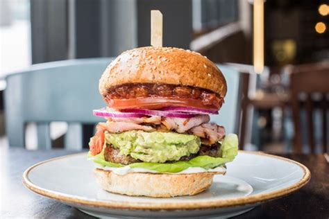 Handmade Burger Co Manchester - handmade burger co manchester bookatable