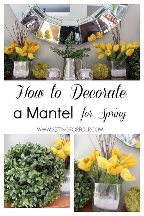 winter mantel decorating ideas setting for four spring mantel decorating ideas setting for four