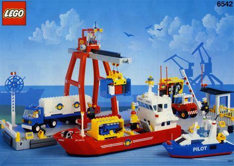 lego cargo boat sets set identification red cargo ship set bricks