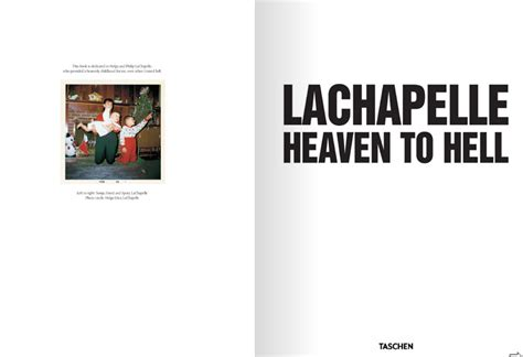 lachapelle heaven to hell a212 book lachapelle heaven to hell david lachapelle