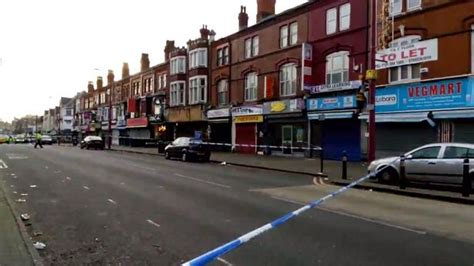 Birmingham Mail Section by A41 Soho Road In Handsworth Closed Incident