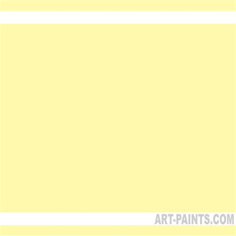 pale yellow semi opaque ceramcoat acrylic paints 2005