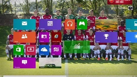 download themes arsenal download arsenal theme for windows 7 vivaforum images