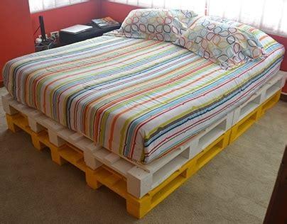 cama con estibas cama con estibas on behance