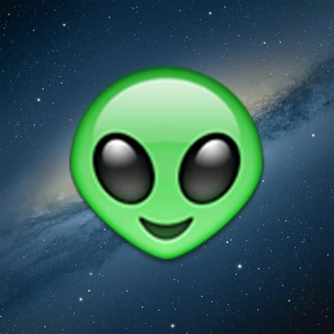 emoji alien alien emoji art print by nolan dempsey society6
