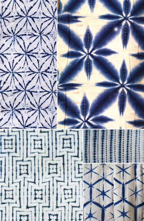 japanese pattern history 17 best images about shibori and indigo on pinterest