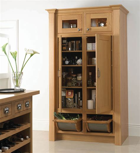 Free Standing Kitchen Cabinet larder and base unit solutions