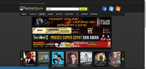 membuat website streaming film 5 website nonton film gratis arif blog