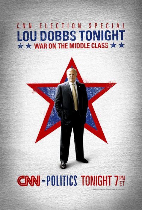 lou dobbs tonight lou dobbs tonight tv poster imp awards