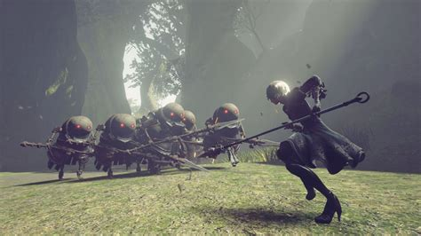 Kaset Ps4 Nier Automata demo for nier automata will release on ps4 weekend vg247
