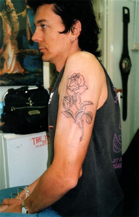 paul stanley rose tattoo paul stanley collection