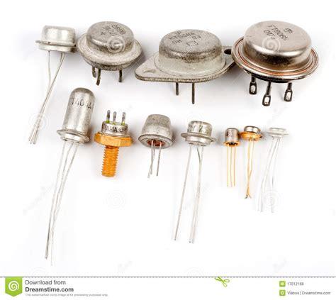 transistor graphics settings transistors in the metal royalty free stock photos image 17012168