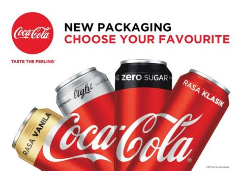 new year packaging malaysia press release coca cola malaysia unveils new designs and