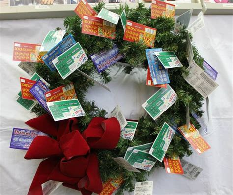 christmas raffle prizes ideas 17 best ideas about lottery ticket tree on saints tickets silent auction baskets