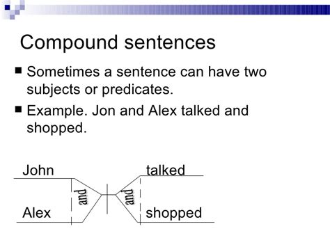 diagramming compound sentences diagramming sentences compound direct objects image